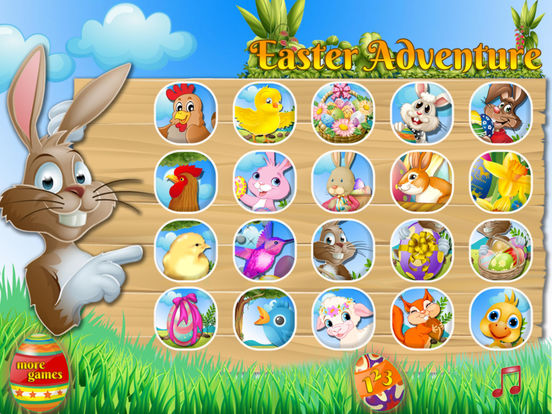 Easter Adventure for Preschoolers (Premium) Screenshots