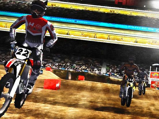 2XL Supercross Lite iPad Screenshot 5