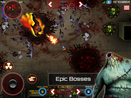 #1. SAS: Zombie Assault 4 (iOS)