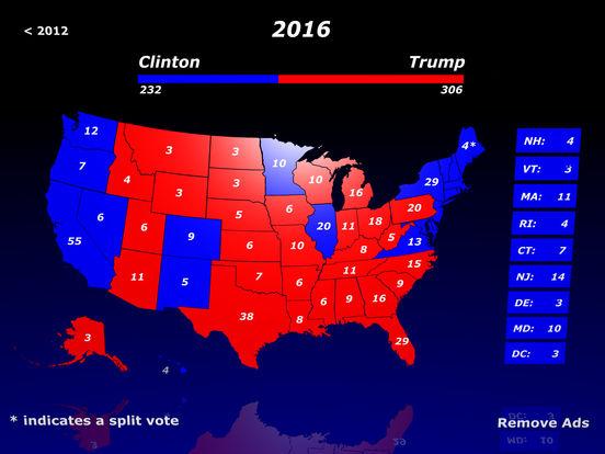 Election Center 2016 screenshot 6
