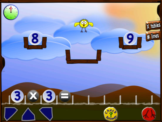 Clawed Equation iPad Screenshot 2
