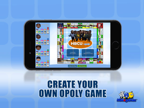 HBCU-opoly screenshot 8