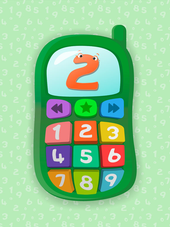Baby Phone - Educational Sound Game for Toddlersscreeshot 2