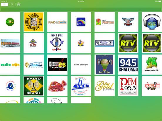 Radio SRS Suriname Player  RadioSurinamenl  Luister