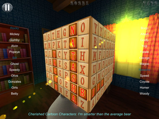 Ultimate Word Search 2: Letter Boxed Screenshots