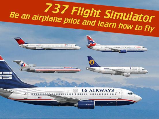 737 Flight Simulator - Be an airplane pilot & fly! Screenshots