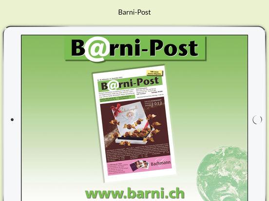Barni-Post iPad Screenshot 1