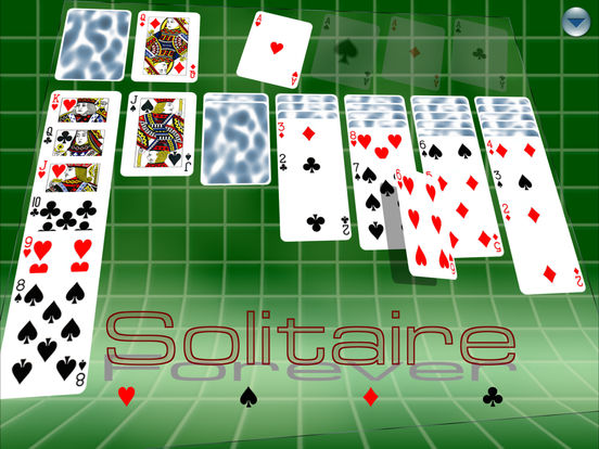 Solitaire Forever iPad Screenshot 1