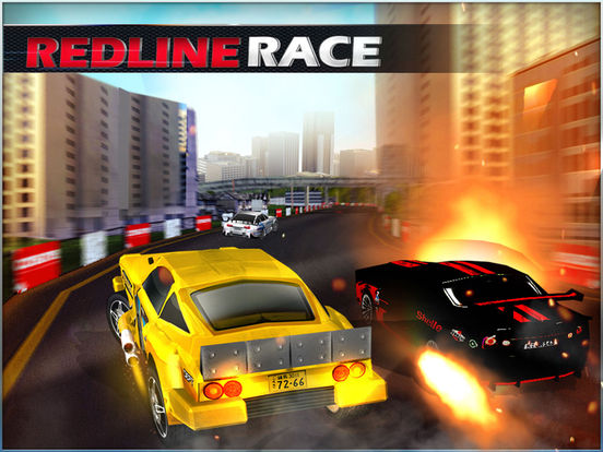 Скачать игру Redline Race - Top 3D Car Stunt Racing Games