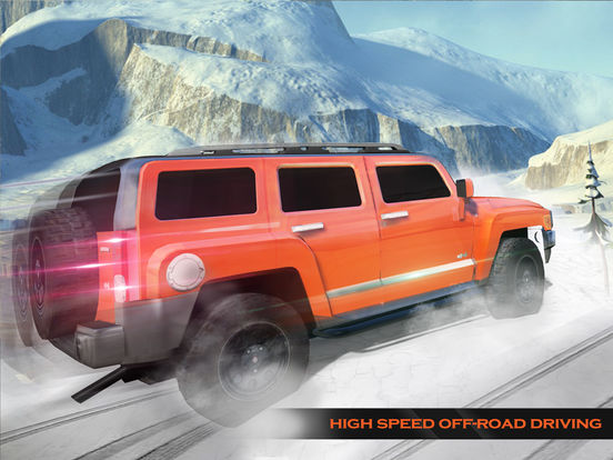 OffRoad Tourist Jeep Simulatorscreeshot 1
