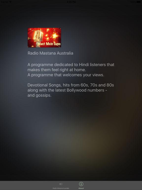 app shopper radio mastana australia entertainment. Black Bedroom Furniture Sets. Home Design Ideas