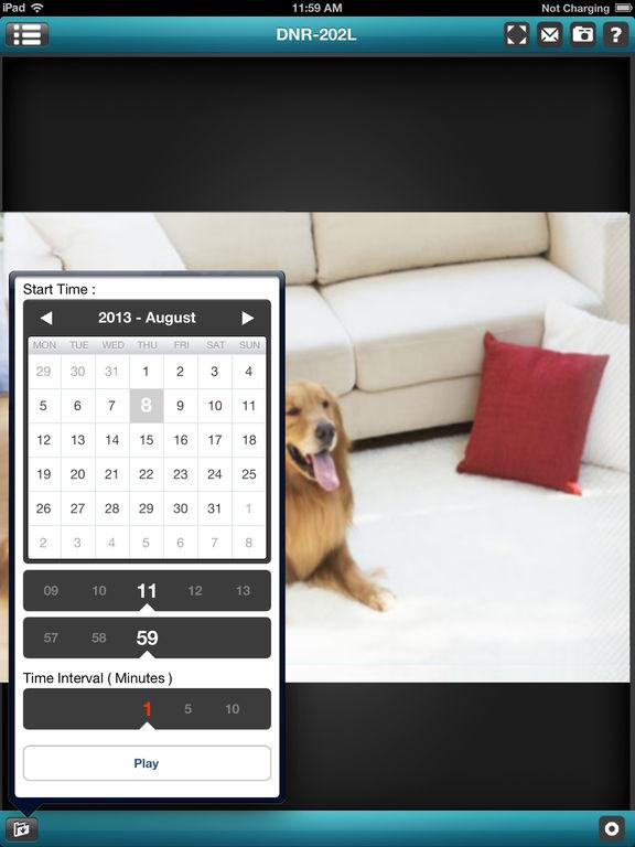 mydlink view nvr on the app store. Black Bedroom Furniture Sets. Home Design Ideas