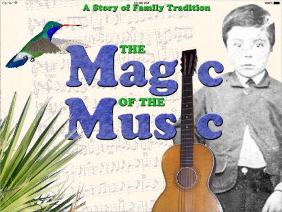 Magic of the Music iPad Screenshot 1