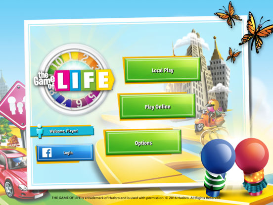The Game of Life Screenshots