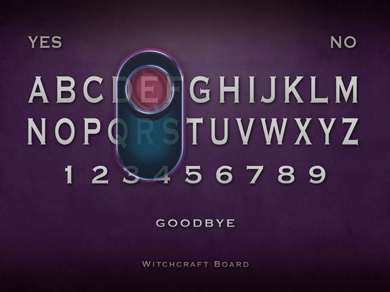 Witchcraft Board for IPAD iPad Screenshot 2
