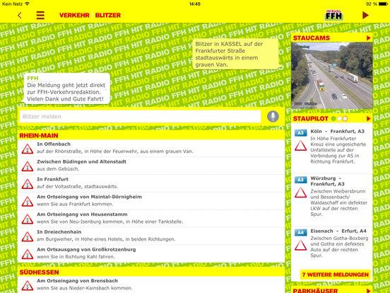 HIT RADIO FFH 2.0 iPad Screenshot 3