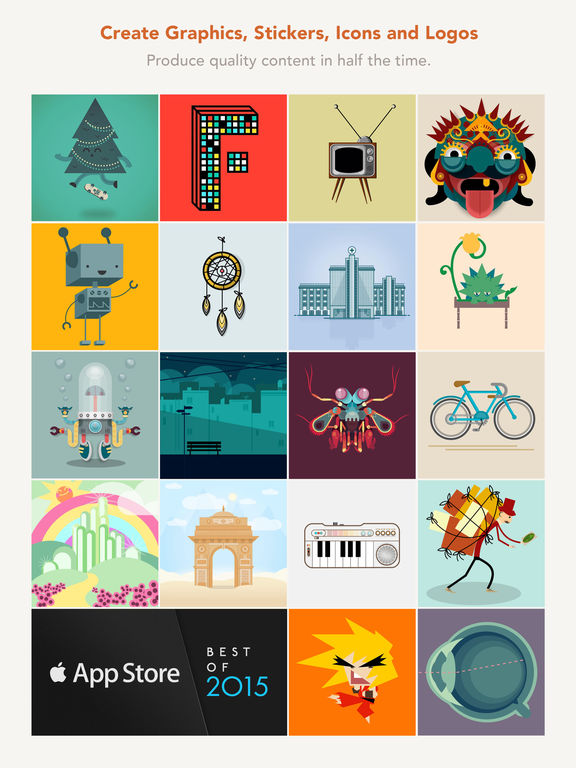 Assembly - Design graphics, icons, logos, scenes and characters screenshot