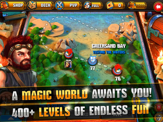 Magic Quest: TCG для iPad