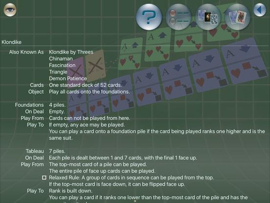 Klondike Forever iPad Screenshot 4