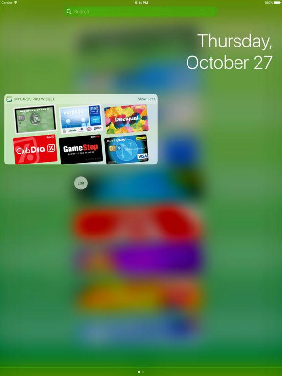 My Cards Pro - Digital Wallet Screenshots