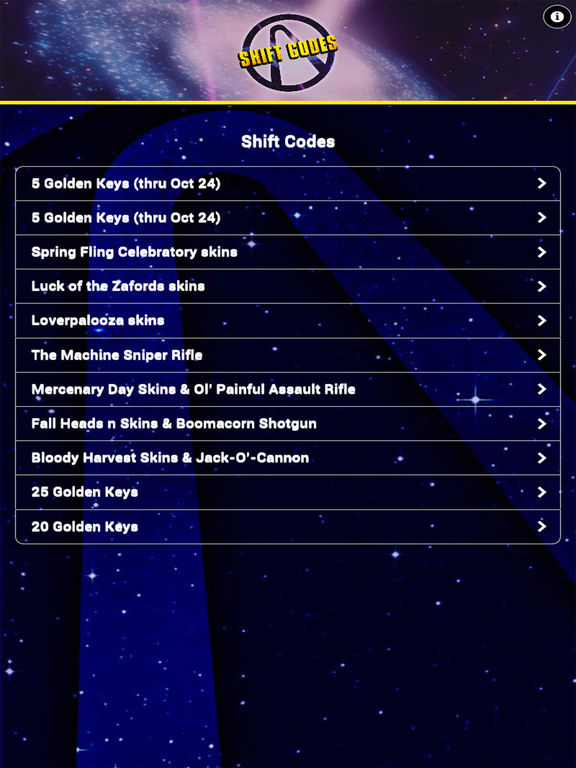 App Shopper: Shift Codes for Borderlands: The Pre-Sequel ... Borderlands The Pre Sequel Shift Codes