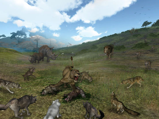 Life of Wolf Reboot released for iOS/Android - New Wolf Adventure Game Image
