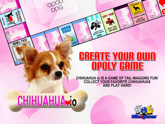 Chihuahua-opoly screenshot 3