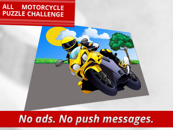 All Motorcycle Puzzle Challenge (Premium) Screenshots