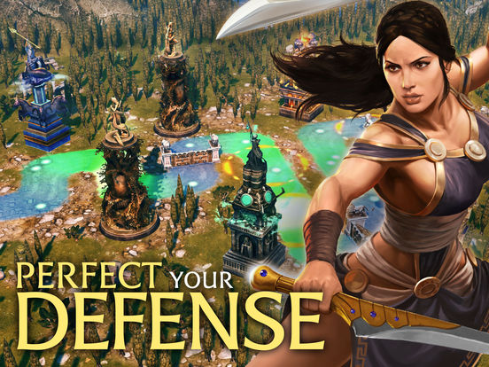 Olympus Rising screenshot 9