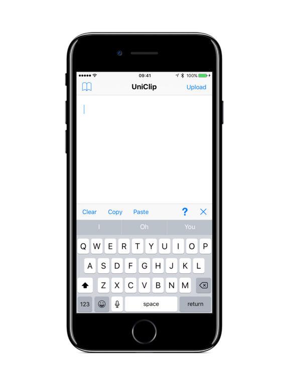 UniClip: Universal Clipboard Screenshots