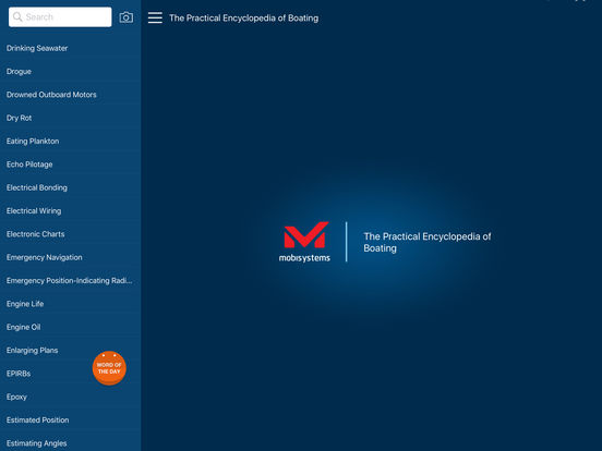 The Practical Encyclopedia of Boating iPad Screenshot 1