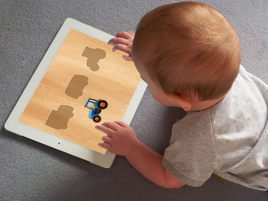 Sorting Baby Blocks for Boys 3D Smart Shapes Gamesscreeshot 1