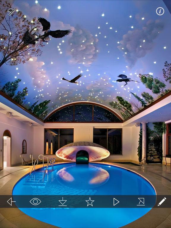 Swimming pool designs waterpark pool pictures for Swimming pool design app