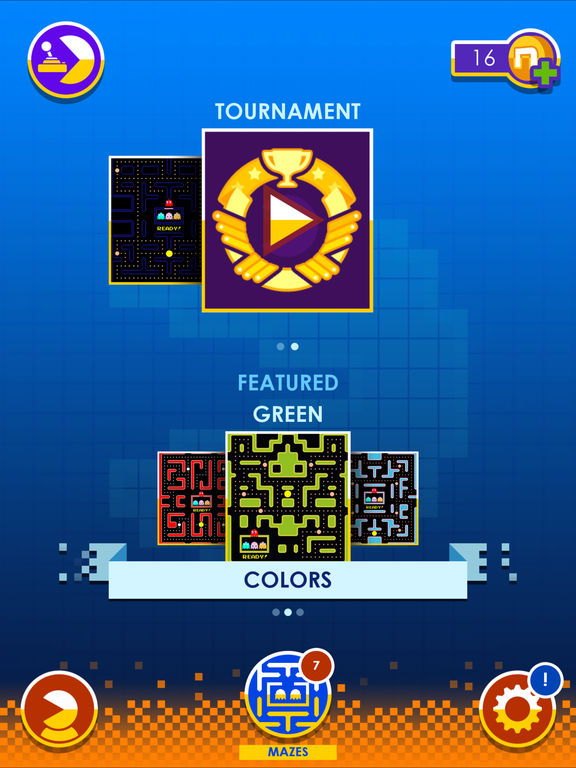 PAC-MAN Lite screenshot