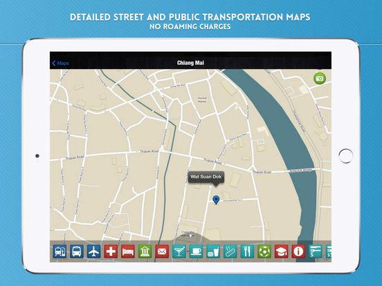 Chiang Mai Travel Guide iPad Screenshot 4