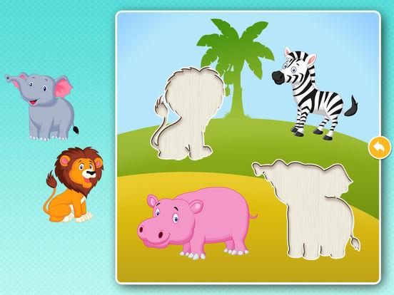 Детские пазлы: развивающие игры для детей, малышей