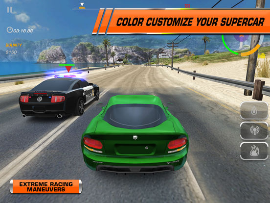Need for Speed™ Hot Pursuit iPad Screenshot 5