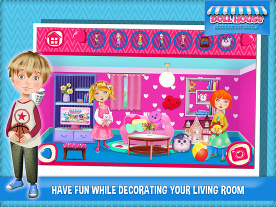 App Shopper Doll House Decoration Games Dream Home Lifestyle