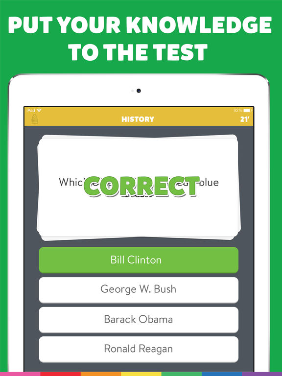 Trivia Crack screenshot
