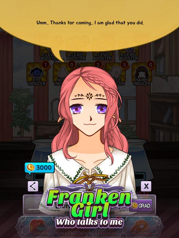 Franken Girl Screenshots