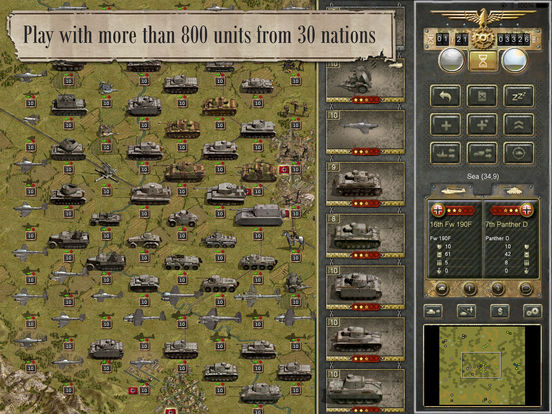 Panzer Corps Screenshots