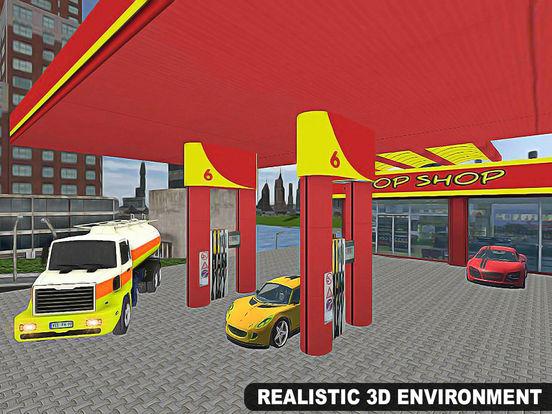 Drive City Oil Transporter Truck Pro screenshot 8