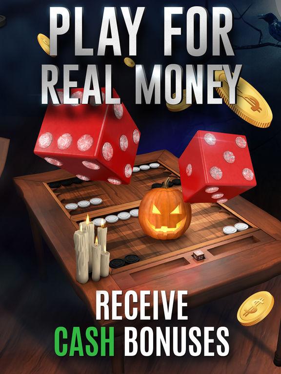 backgammon for money