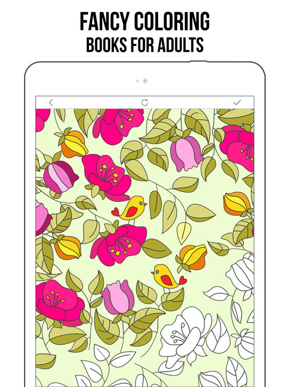 App Shopper Fancy Coloring Books For Adults