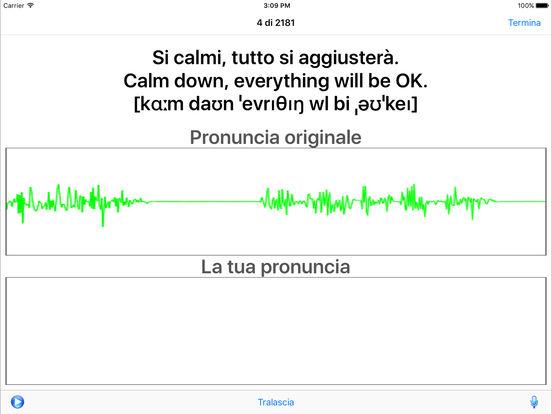 Esercilingue Jourist iPad Screenshot 3