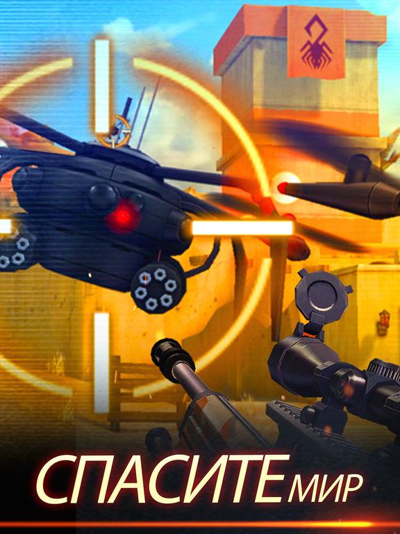 Sniper X with Jason Statham Screenshot