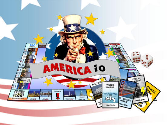 America io (opoly) Screenshots