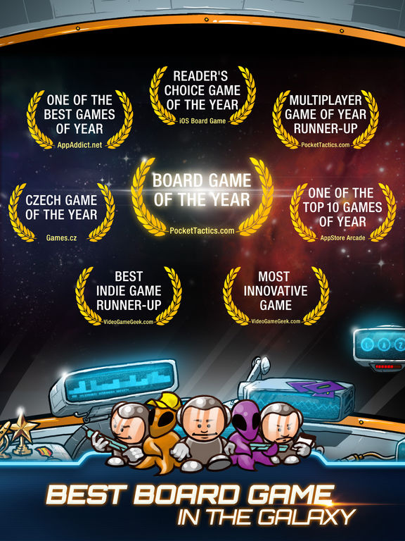Board Game Galaxy Trucker For iPhone/iPad Drops To All-Time Low