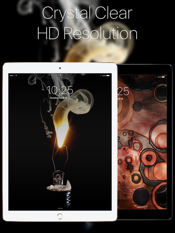 hd dynamic wallpapers for ipad ios 10 app store