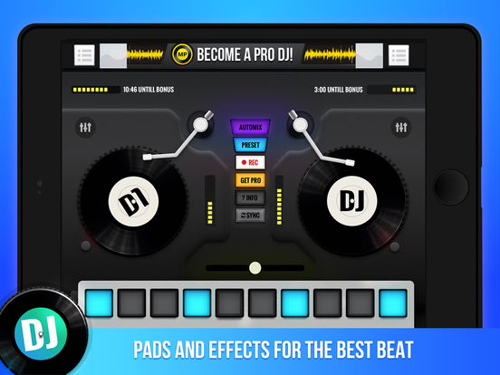 DJ Mix Maker Pro Screenshots